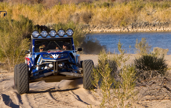 OFF-ROAD TRAILS – 4X4 OFF-ROADING